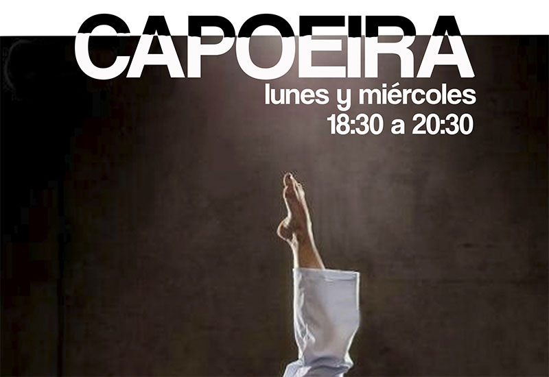 Capoeira Classes 2018/19