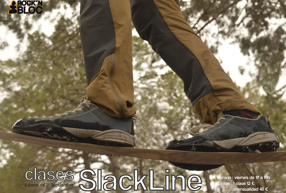 Slackline Classes