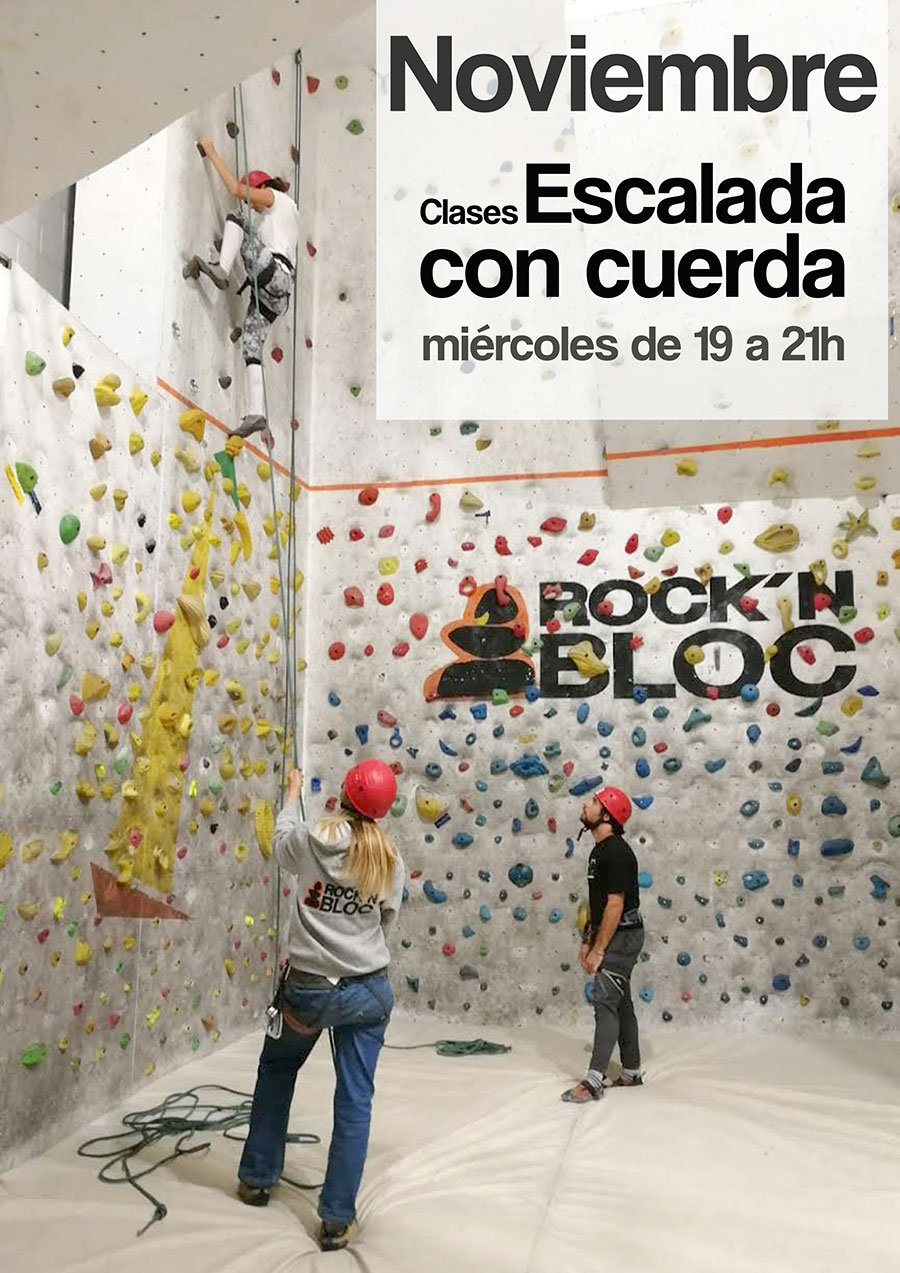 rockclimbing classes granada