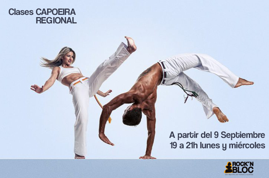 capoeira classes granada
